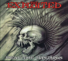 The Exploited - Beat The Bastards CD + DVD