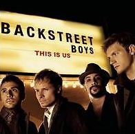 BACKSTREET BOYS : THIS IS US (CD) sealed