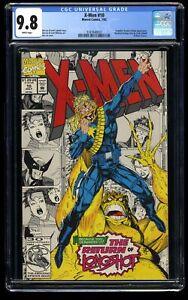 X-Men (1991) #10 CGC NM/M 9.8 White Pages