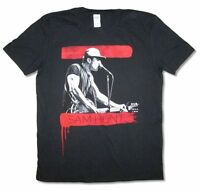 Sam Hunt Red Drip Mens Black T Shirt New Official