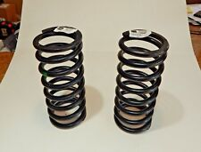 Pair of New Coil Springs MG Midget 1964-1974 Chrome Bumper Cars Made in the UK