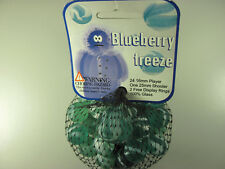 MEGA MARBLES/ VACOR DE MEXICO RETIRED BLUEBERRY FREEZE NET #171