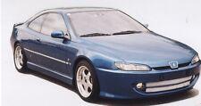 Frontstoßstange / front bumper Peugeot 406 Coupe (PP 25067A)
