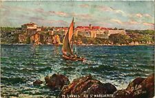 CPA   Cannes - Ile St- Marguerite  (514485)