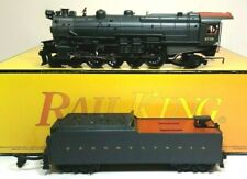 MTH 30-1366-1 4-8-2 M1a MOUNTAIN     MTH PRR 6738 4-8-2 MOUNTAIN    PS2    DCS