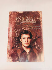 THE SIGNAL Magazine #12 Firefly Loot Cargo Crate March 2018 EXCLUSIVE Mal Malcom