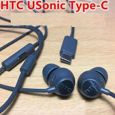 Original Type-C USONIC Earphones Type C Headphones For HTC U11 U11+ Plus
