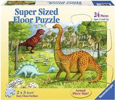 Ravensburger Dinosaur Pals 24pc Floor Puzzle Jigsaw