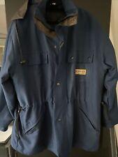 DOKA Formwork Company Navy Size 52  XXL Gore-Tex Austrian Field Jacket