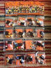 Set completo di LEGO MINIFIGURES SERIE 4 (8804) - NUOVO