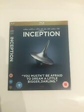 Inception SLEEVE ONLY Blu Ray slip cover