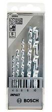 BOSCH 5 Pcs Masonry Drill Bit Set | 2608590090
