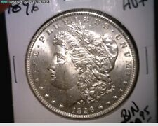 1896 Morgan Silver Dollar - 90% Silver - CHOICE AU