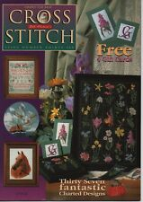 Jill Oxton's Simply The Best Cross Stitch - Issue 36 - Charted Designs