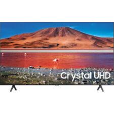 "Samsung 55"" TU7000 Titan Gray Crystal UHD 4K Smart HDTV - UN55TU7000FXZA"
