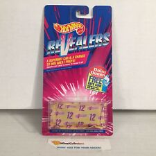 #12 Revealers * 1992 Hot Wheels Dairy Queen *Dissolve in Water to get Car * ND14