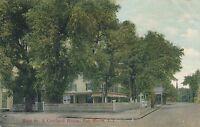 BAY SHORE – Main Street and Cortland House – Long Island