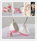 Anime Chobits Elda Chii's Ears & Hair Beads Band Cosplay Prop Accessory