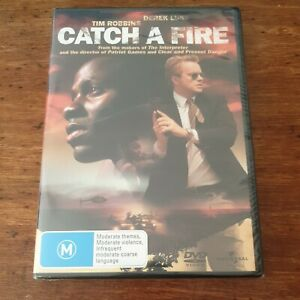 Catch a Fire DVD R4 BRAND NEW SEALED! FREE POST