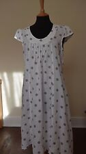 Luca Vanucci made in Italy 100% linen dress back tie size  XL NEW
