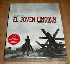 Der Junge Lincoln Ausgabe Limitierte Sammleredition Blu-Ray + 2 DVD + Buch Neu