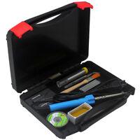 AideTek Electric 12-in-1 Soldering Iron kit 30W 110V Welding Tool Toolbox SPA-2
