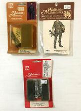 Valiant Miniatures 3 kits - Vietnam War (9855, 9871, 9938) 54mm metal