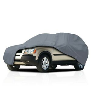 4 Layer Semi Custom Water Resistant Full SUV Car Cover for Volvo XC70 1997-2002
