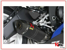 SCARICO EXHAUST SLIP ON AKRAPOVIC YAMAHA R6 2008 2009 S-Y6SO7-HZC OMOLOGATO