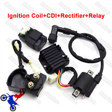 Ignition Coil CDI Regulator Rectifier Relay For Chinese ATV Quad 150 200cc 250cc