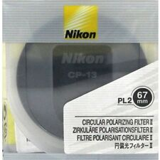 Nikon Circular Polarizing Filter II 67mm