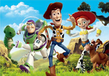 Toy Story 2 Woody, Buzz, Jessie - 3D Lenticular Poster- 10x14