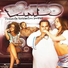 Reggaeton 100x35 by Bimbo (CD, Aug-2005, B&E) (CD and ART ONLY NO CASE)