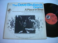 The Dave Brubeck Quartet A Place in Time 1980 Stereo LP VG+