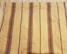 RALPH LAUREN AMERICAN STRIPE BLUE RED CREAM (1) EURO PILLOW SHAM   26""