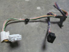 2005-06  Jeep Wrangler TJ   Dash Speedometer Cluster  Wire Plug