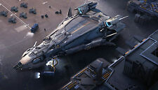 Star Citizen - Standalone Ship - RSI Polaris - LTI