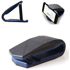 Black/Blue Car Dashboard Smartphones Holder For LG / Nexus / iPhone 7 Galaxy S8