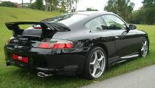 Porsche 996 Turbo Style Polyurethane Rear Bumper