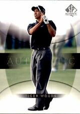 2004 SP Authentic #1 Tiger Woods Short Sleeve (ref 18294)