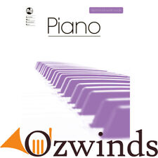 AMEB Piano Technical Workbook - The Current Edition for 2018