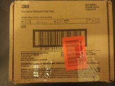 """Fire Barrier 3m MPP+ 7"""" X 7"""" X 1/10 Moldable Putty Pads - 20 In Sealed Box"""