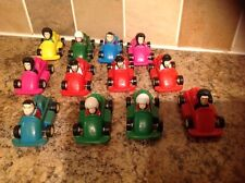 Small world monkey in cars collection
