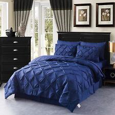 Elegant Comforter Luxury Softest 8 Pieces Bed-in-a-Bag Comforter Set Queen King