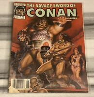 SHIPS SAME DAY The Savage Sword of Conan The Barbarian #174 Comic GD Low Grade