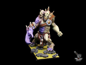 Figurine Géant du chaos Warhammer, Age of Sigmar, 9th Age, King of War...
