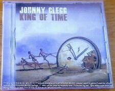 JOHNNY CLEGG King of Time SOUTH AFRICA Cat# UMGCD 145[144]