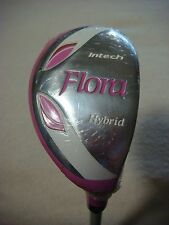 NEW Intech Flora Girls Junior Tour Right-Handed, Pink Hybrid Driver Golf Club