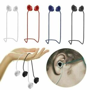 For Samsung Galaxy Buds Neck Rope Anti-Lost Straps Silicone Headset Waterproof