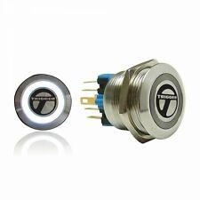 Trigger Billet Button :: White Illumination trigger horns TRGA4 trigger horns